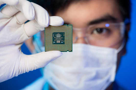 semiconductor manufacturing with FAB software